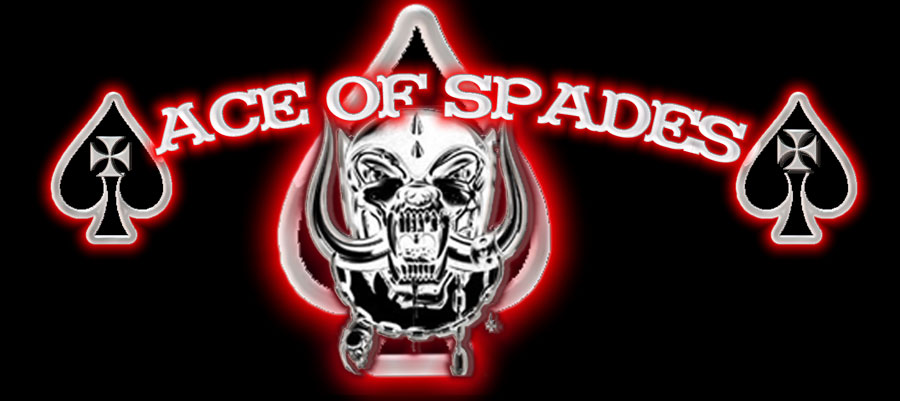 A Band Called Death Logo ACE OF SPADES MOTORMUS...